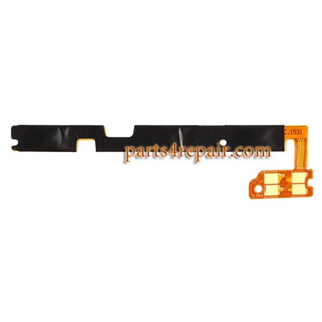 Side Key Flex Cable for Huawei Honor 7 from www.parts4repair.com
