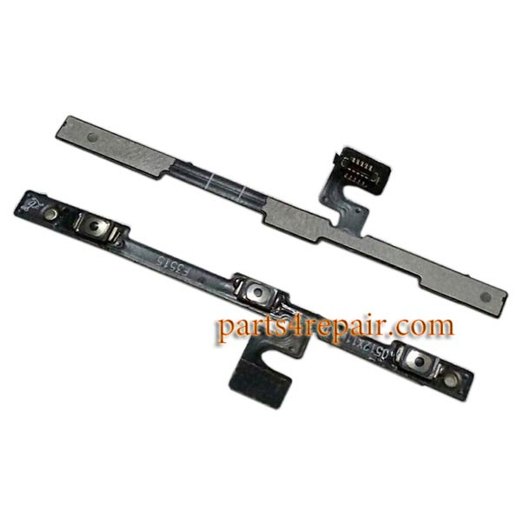 Side Key Flex Cable for Xiaomi Mi 4c from www.parts4repair.com
