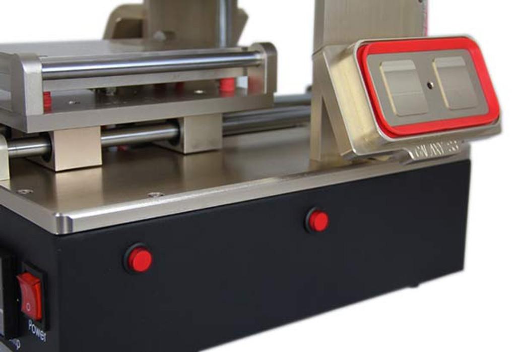 LCD Separator Machine For Samsung Middle Bezel Splite For iPhone Frame Laminator Vacuum Screen Separator Glue Remover Repair