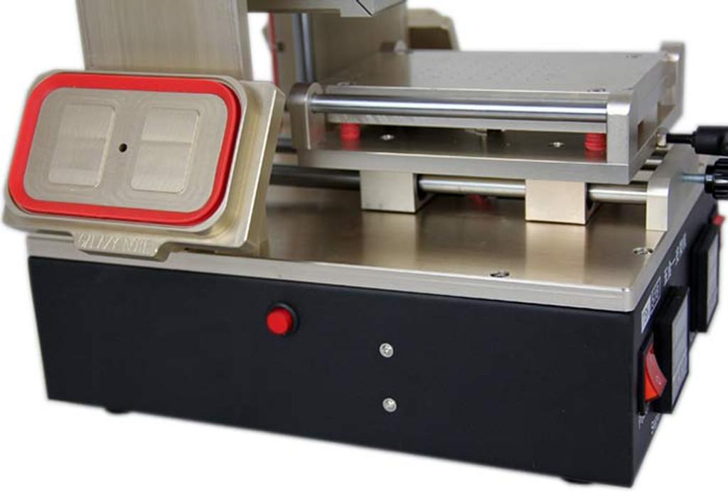 Multi Machine = Samsung Middle Bezel Splite + iPhone Frame Laminator + Vacuum LCD Screen Separator + Glue Remover + Preheater