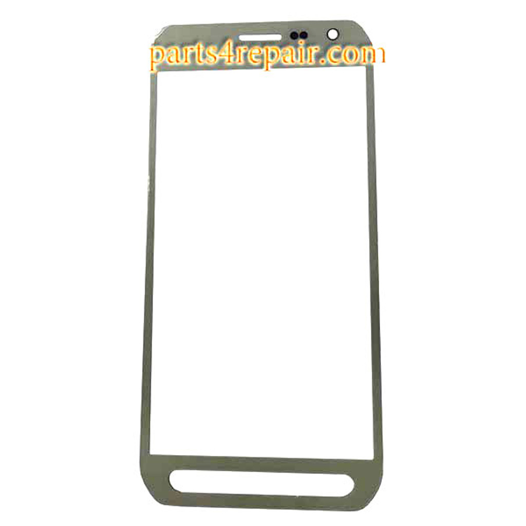 Generic Front Glass for Samsung Galaxy S6 Active SM-G890 -White