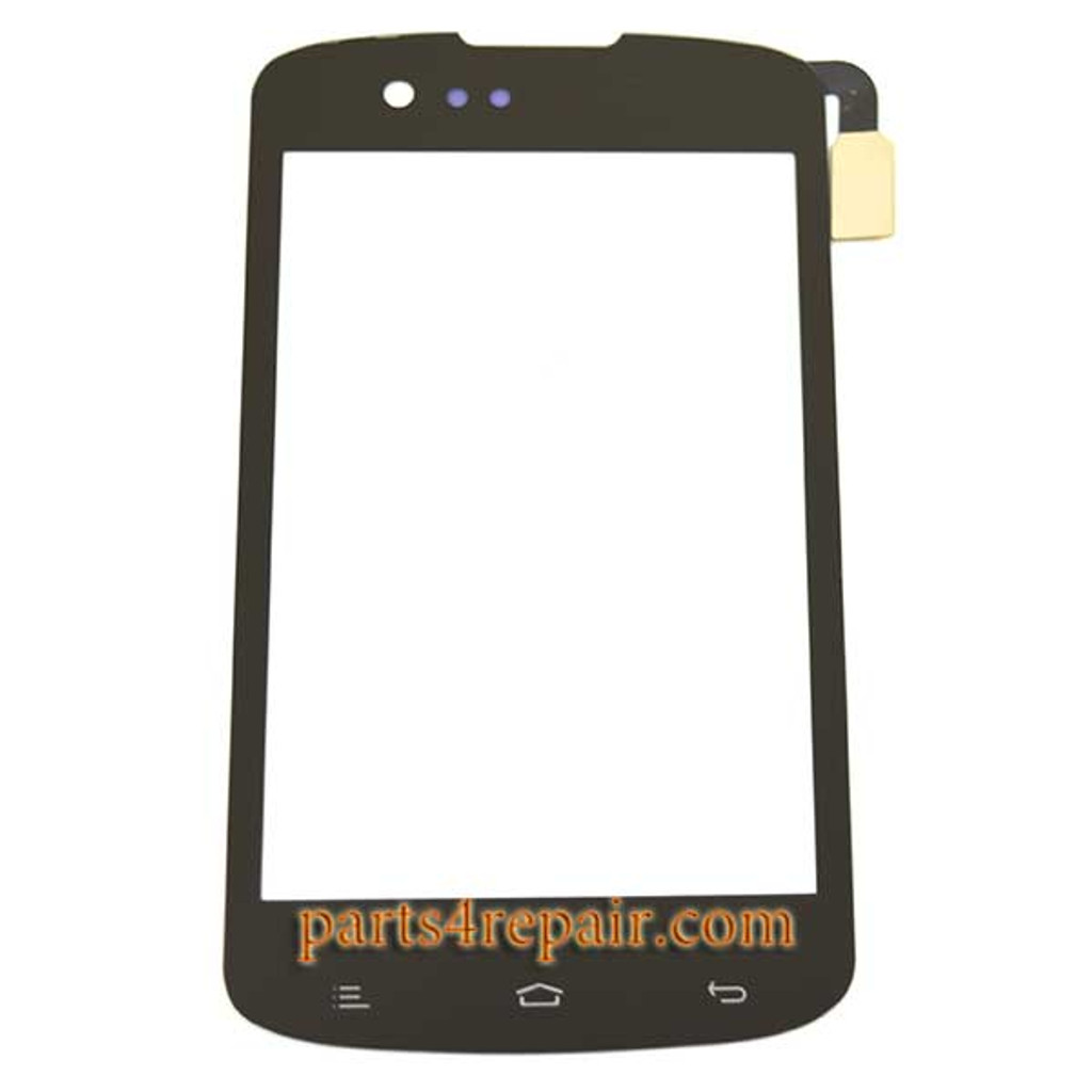 Touch Screen Digitizer for NGM Wemove Polaris from www.parts4repair.com