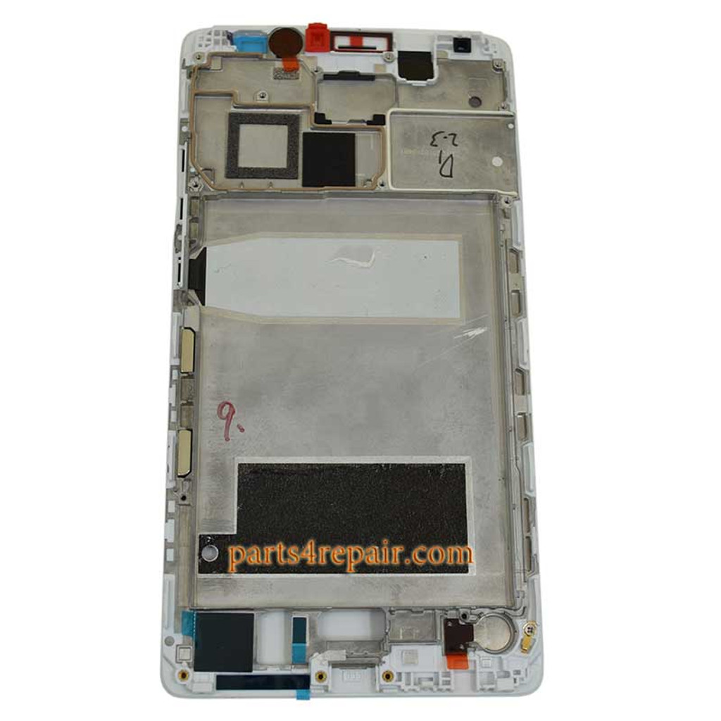We can offer Huawei Mate 8 Front Faceplate Cover