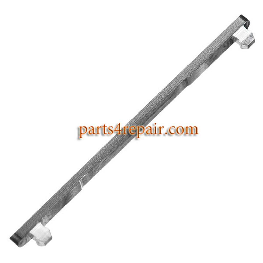 Earpiece Speaker Rail for Motorola X Play (gray)