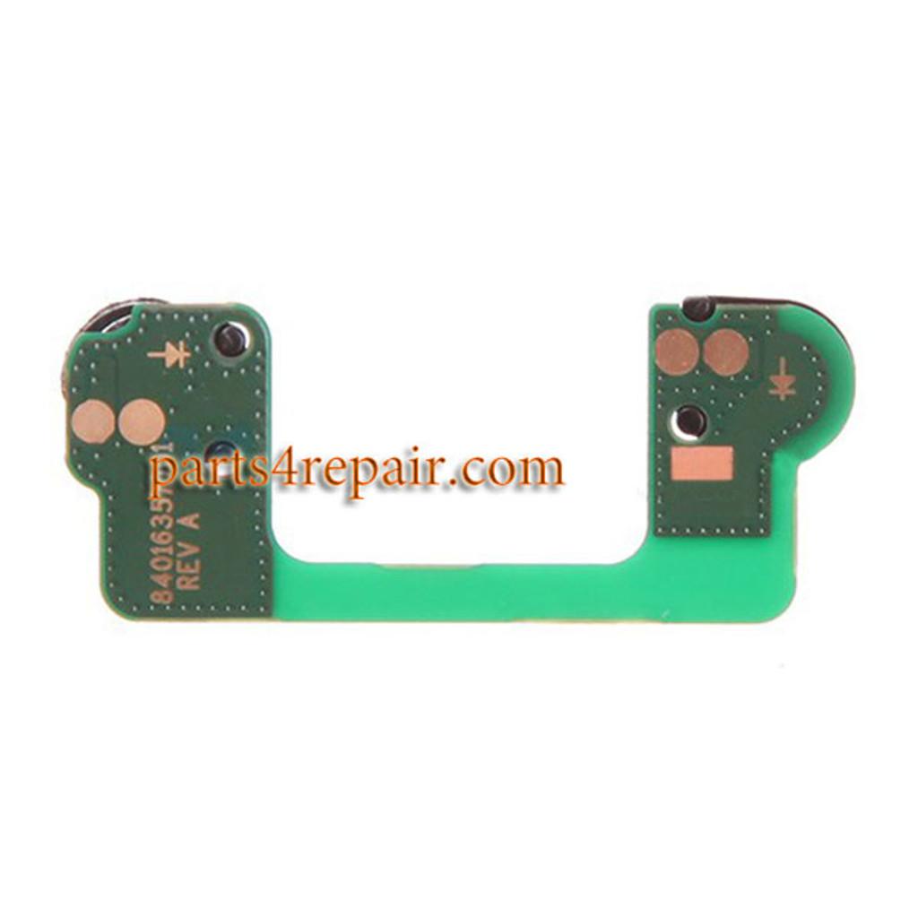 Dual Camera Flash for Motorola Droid Turbo XT1254