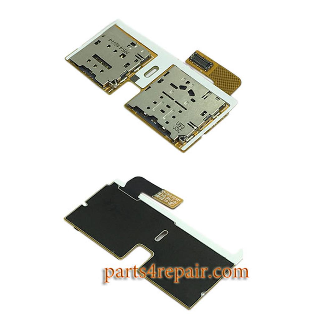 SIM Connector Flex Cable for Samsung Galaxy Tab S2 9.7 T815 3G