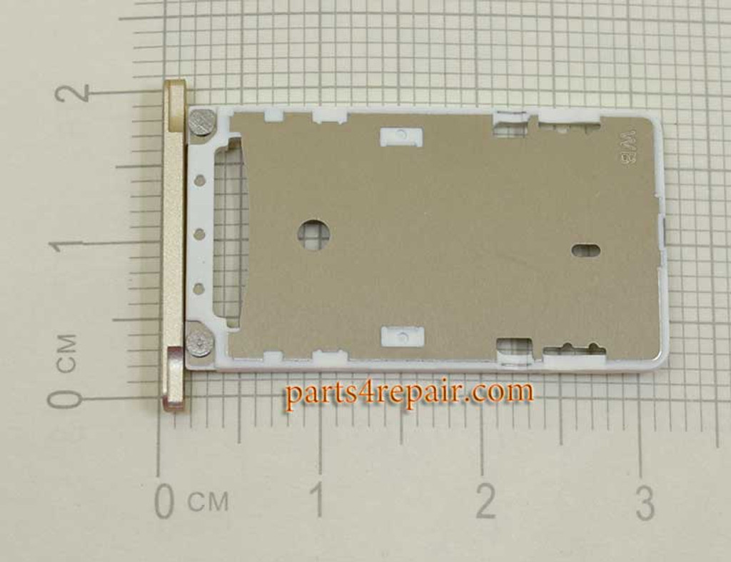 SIM Tray for Xiaomi Redmi Note 3 (Snapdragon / Pro / Kenzo version)