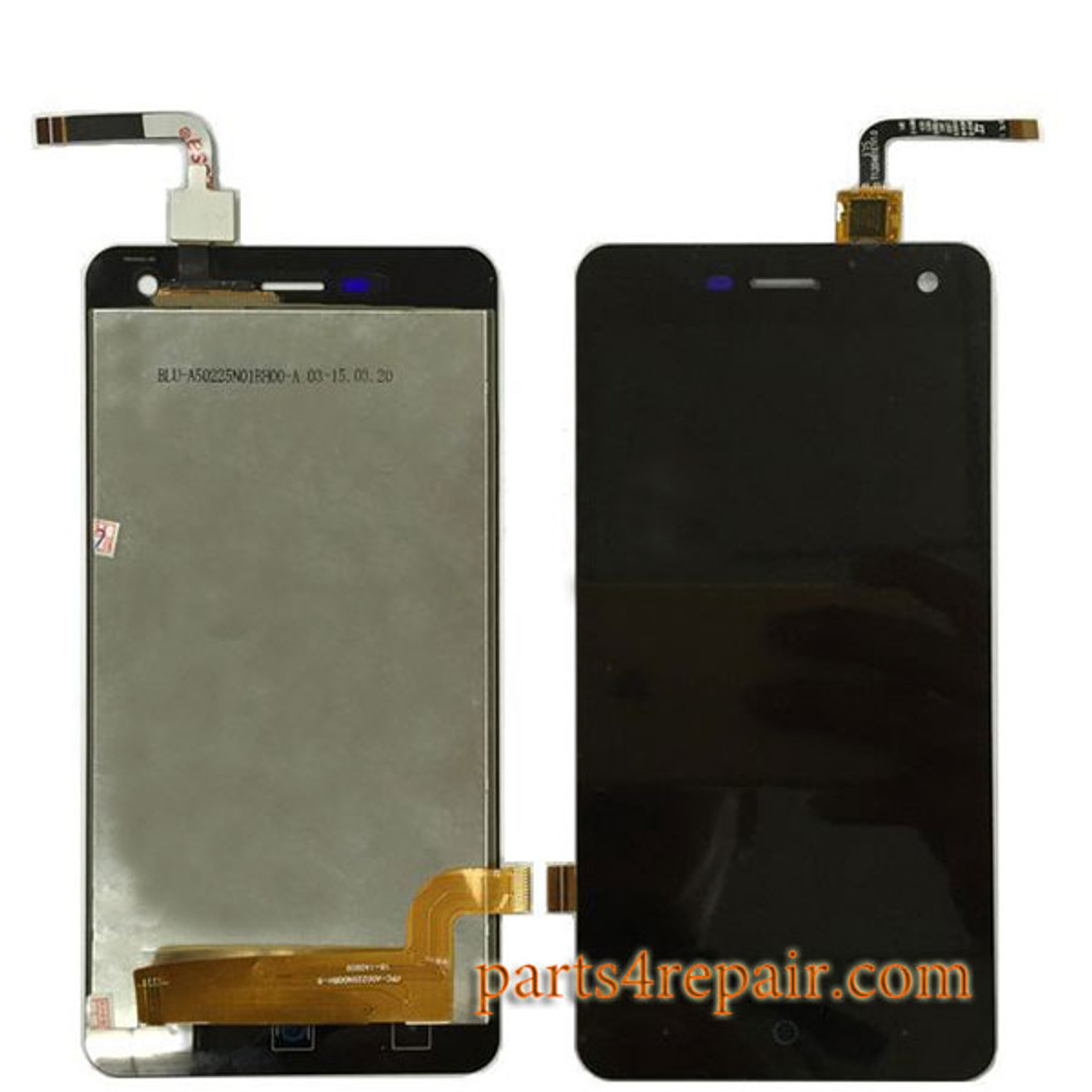 Complete Screen Assembly for ZTE Blade L3 from www.parts4repair.com