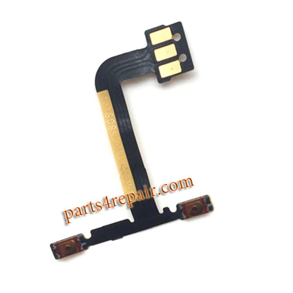Volume Flex Cable for Oppo R9 (Oppo F1 Plus)