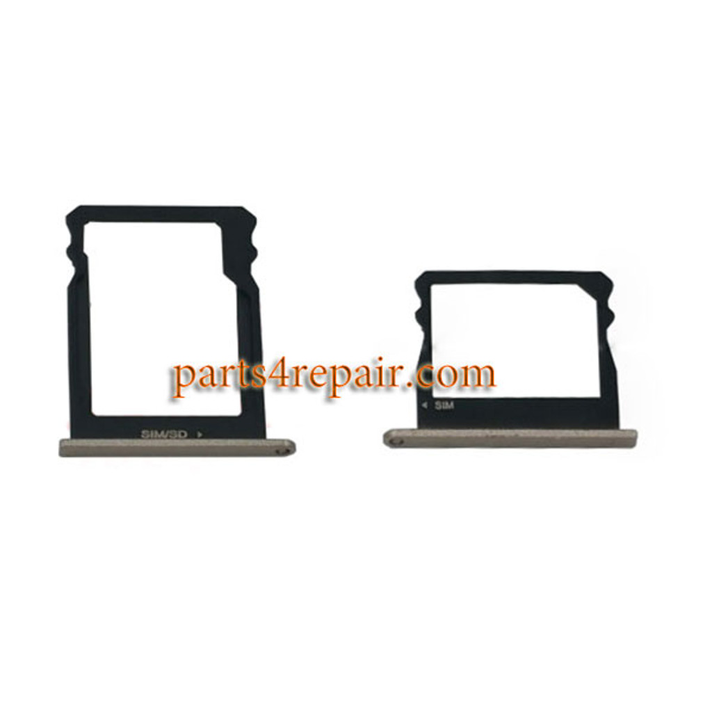 A Pair of SIM Trays for Huawei Honor 7i from www.parts4repair.com