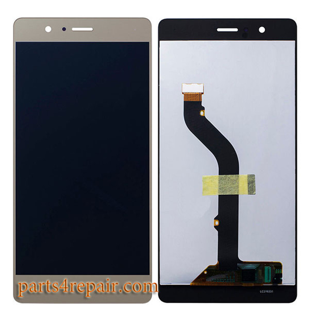 Complete Screen Assembly for Huawei P9 Lite from www.parts4repair.com