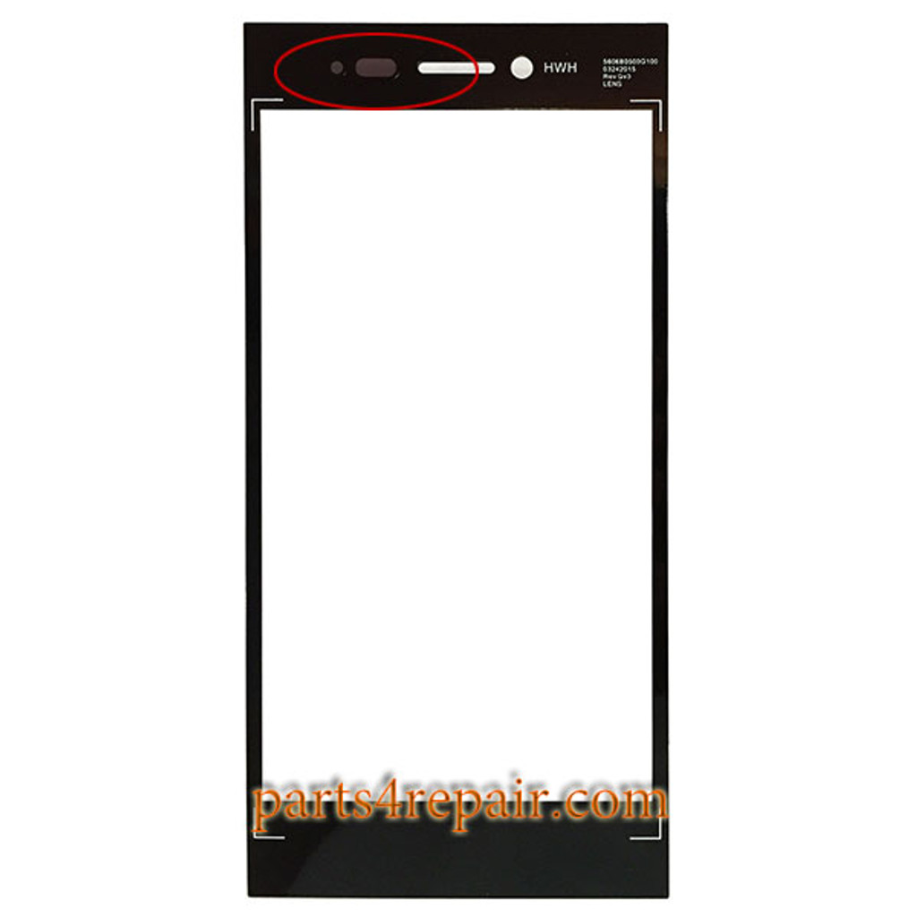 Touch Glass for BlackBerry Leap Z20