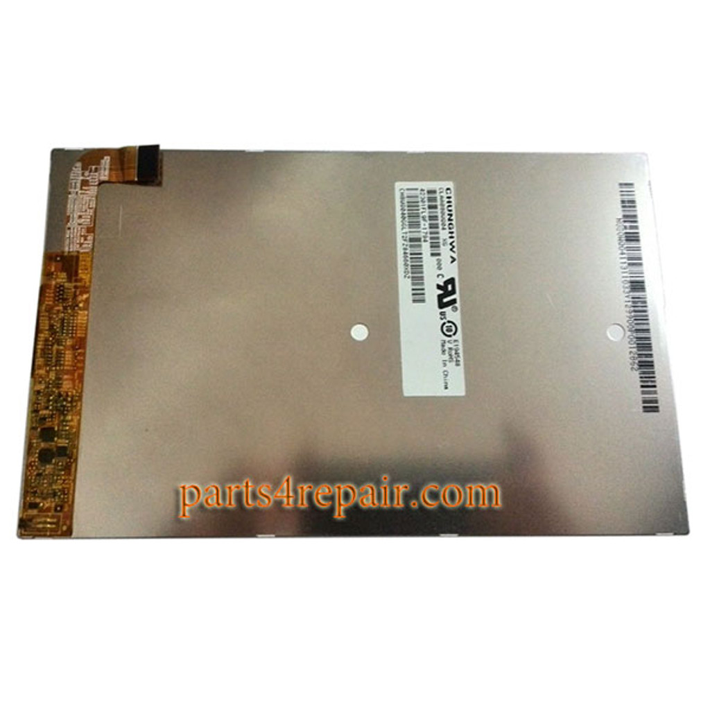 LCD Screen for Toshiba WT8-A Windows Tablet CLAA080WQ04