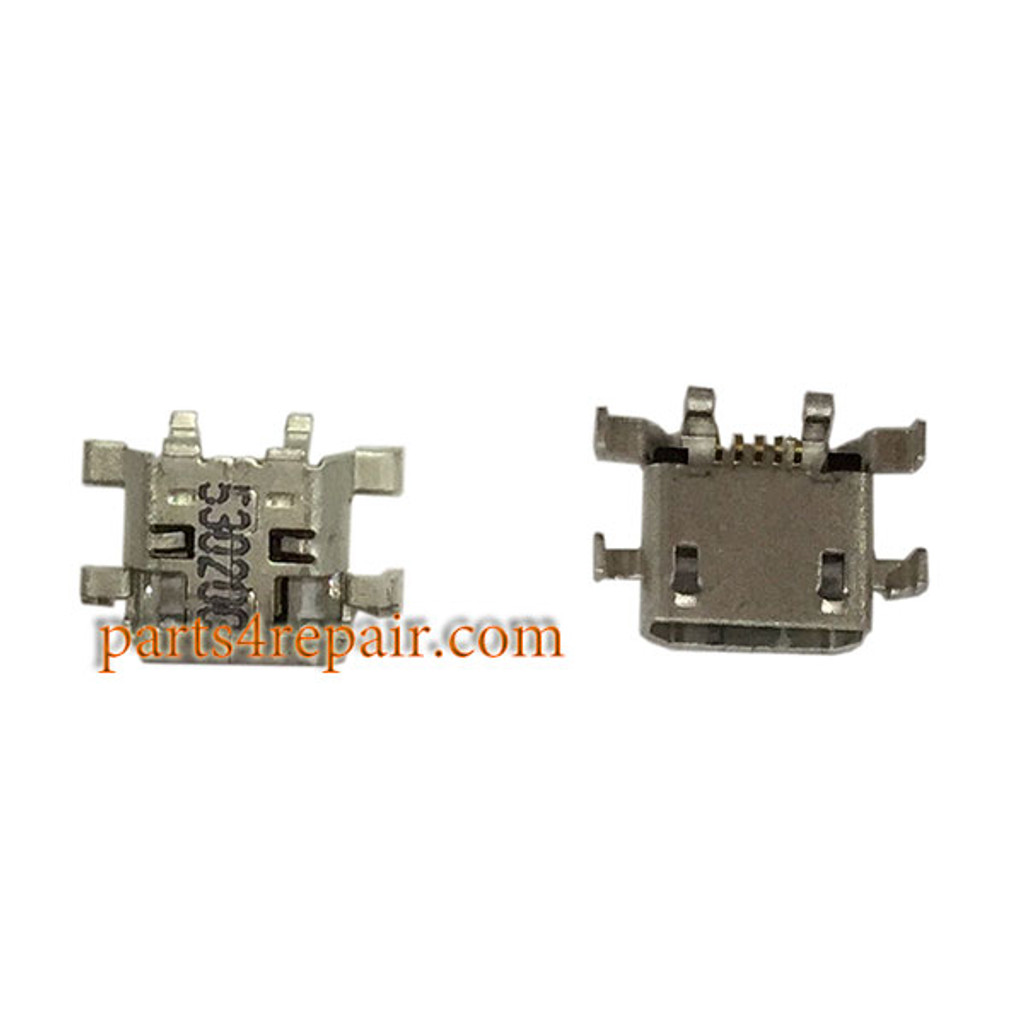 Dock Charging Port for Sony Xperia M2 from www.parts4repair.com