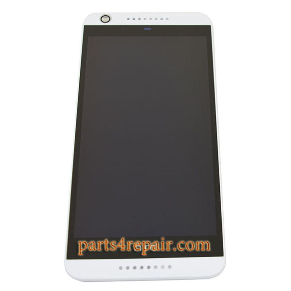 Complete Screen Assembly for HTC Desire 626 from www.parts4repair.com