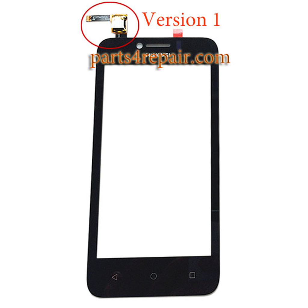 Touch Screen Digitizer for Huawei Y560 from www.parts4repair.com