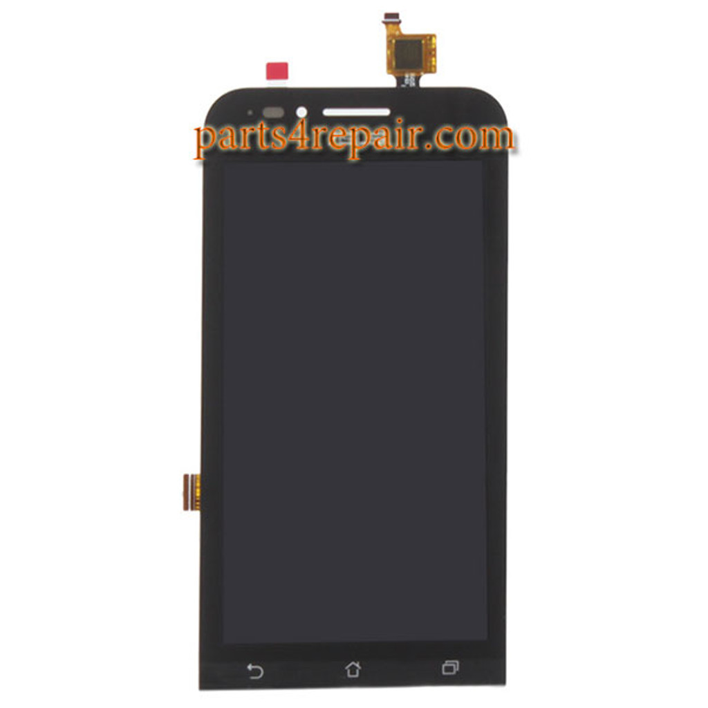 Complete Screen Assembly for Asus Zenfone ZC451TG from www.parts4repair.com