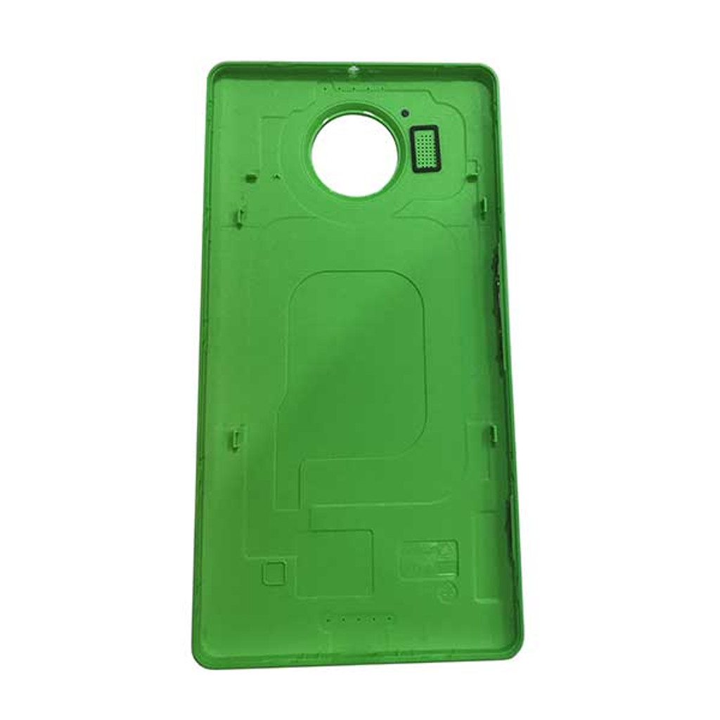Generic Back Cover with Side Keys for Microsoft Lumia 950 XL -Green