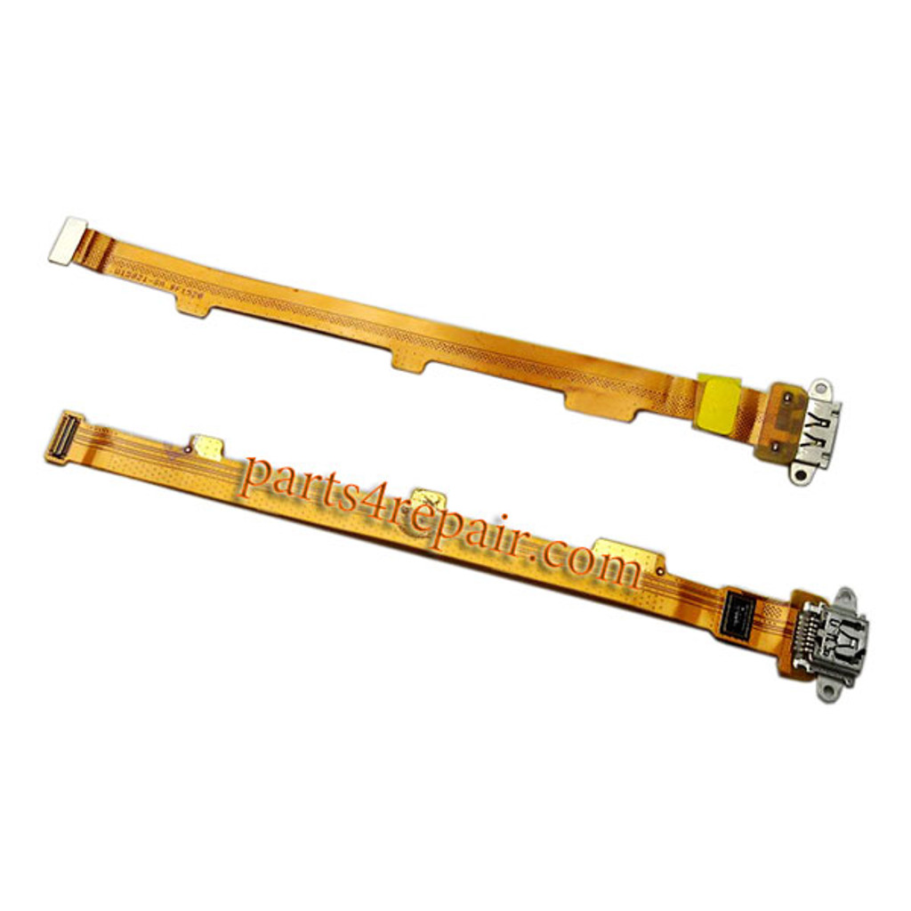 Dock Charging Flex Cable for Oppo R7s from www.parts4repair.com