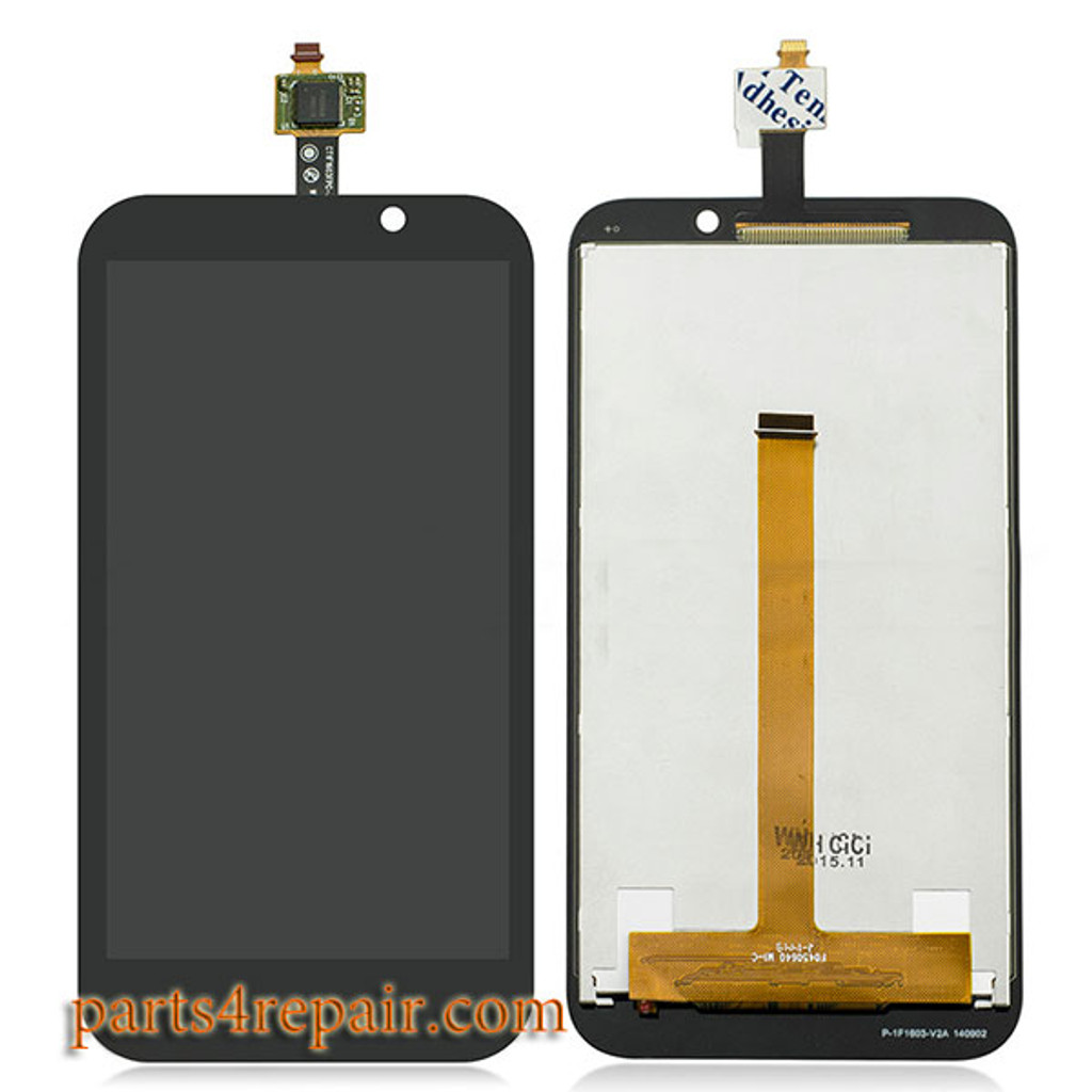 Complete Screen Assembly for HTC Desire 320 from www.parts4repair.com