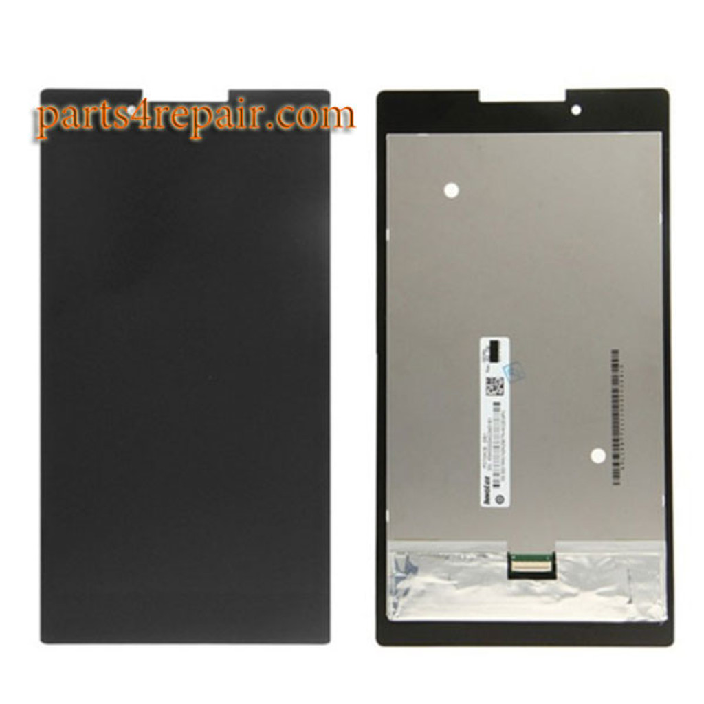 Complete Screen Assembly for Lenovo A7-30 A3300 from www.parts4repair.com