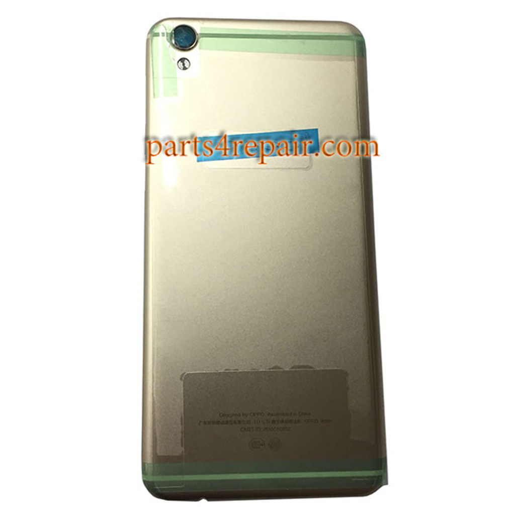 Back Housing without Side Keys for Oppo R9