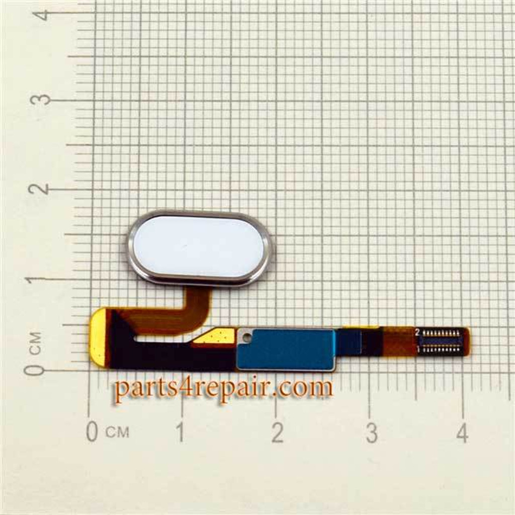 Home Button Flex Cable for Meizu Pro 6 from www.parts4repair.com