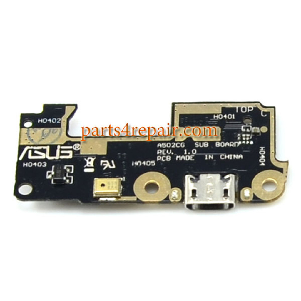 Dock Charging PCB Board for Asus Zenfone 5 Lite A502CG