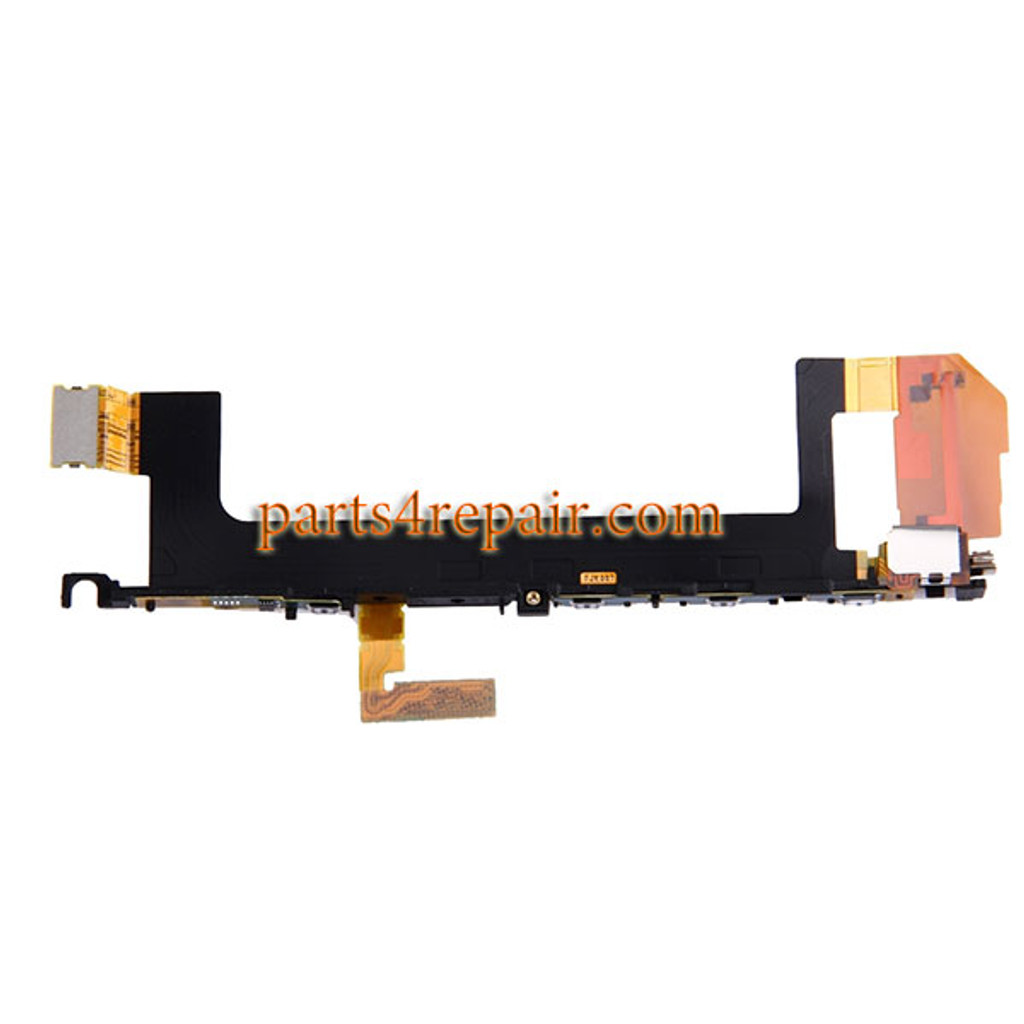 Power Flex Cable for Sony Xperia X F5121 F5122