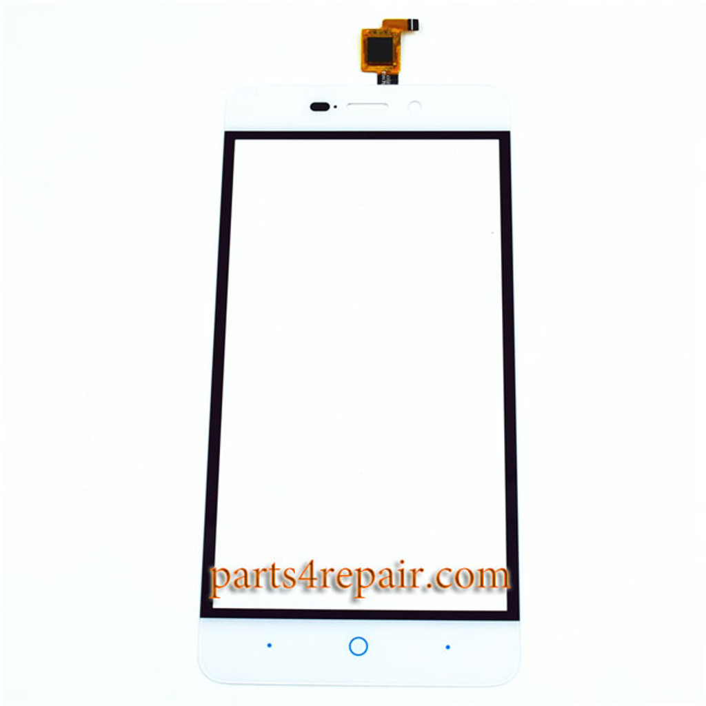 Touch Screen Digitizer for ZTE Blade A452 from www.parts4repair.com