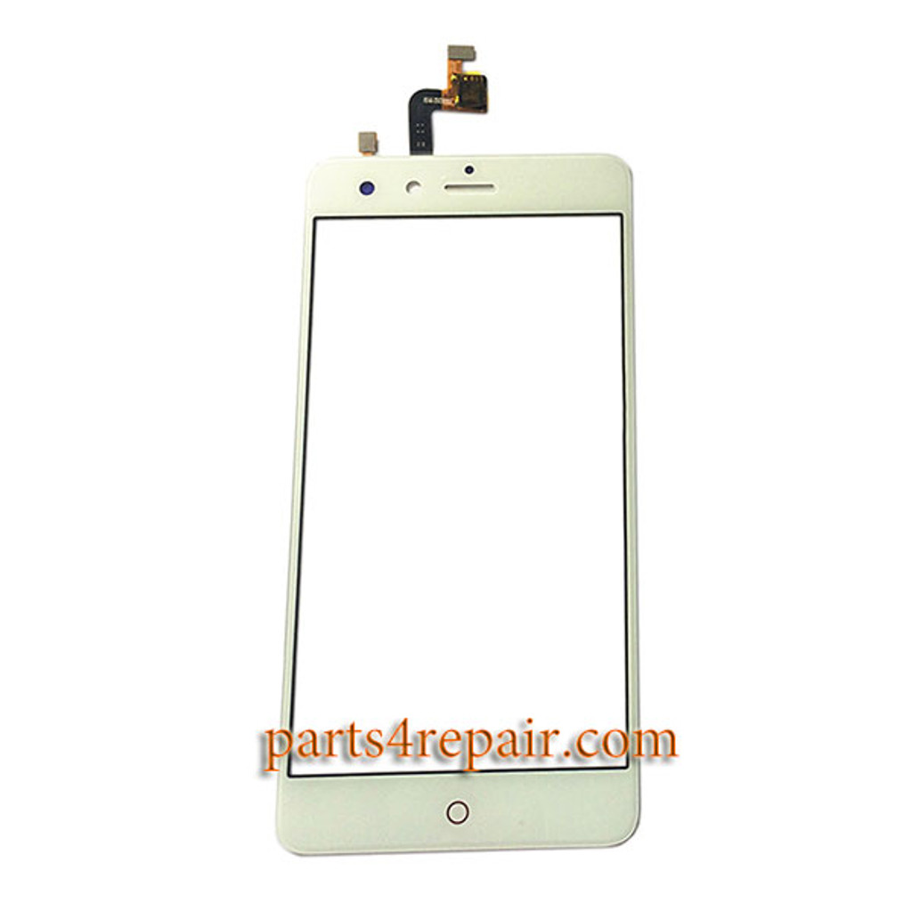 Touch Screen Digitizer for ZTE Nubia Z11 mini NX529J from www.parts4repair.com