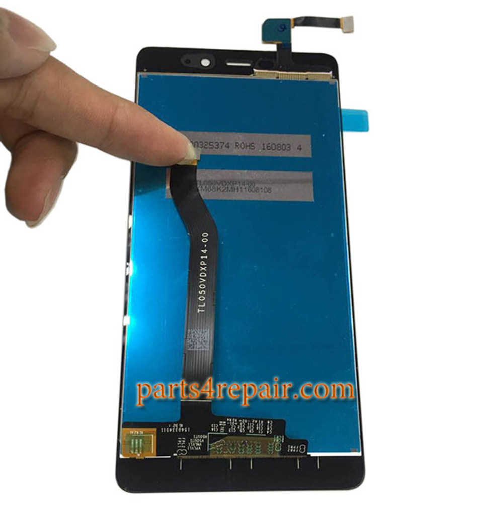 LCD Screen and Digitizer Assembly for Xiaomi Redmi 4 Prime (Redmi 4 Pro)