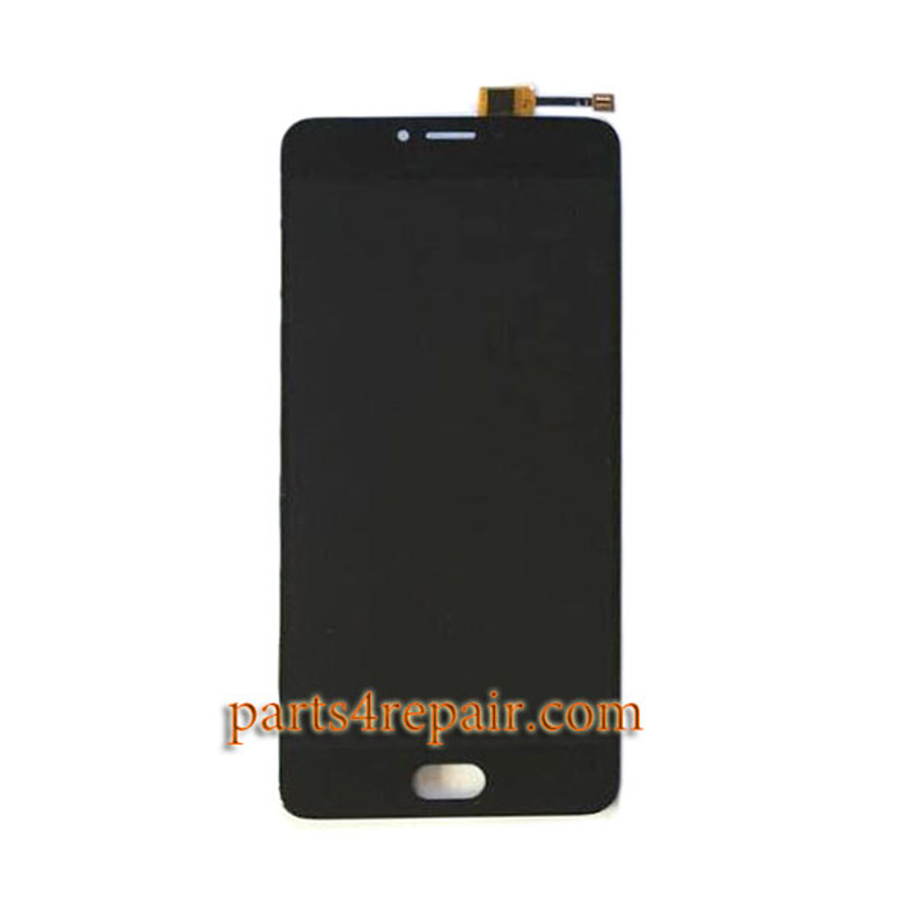 Complete Screen Assembly for Meizu U20 from www.parts4repair.com