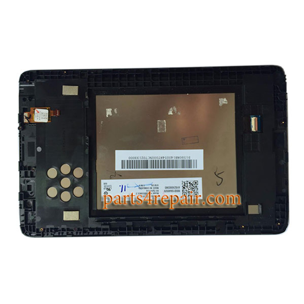 LCD Screen and Digitizer Assembly for Lenovo A8-50 A5500F