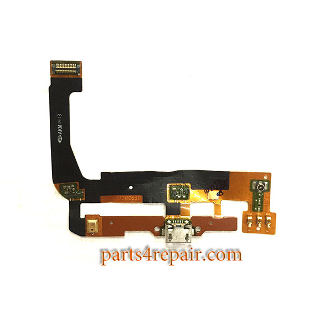 Dock Charging Flex Cable for Alcatel Pop C9 7047