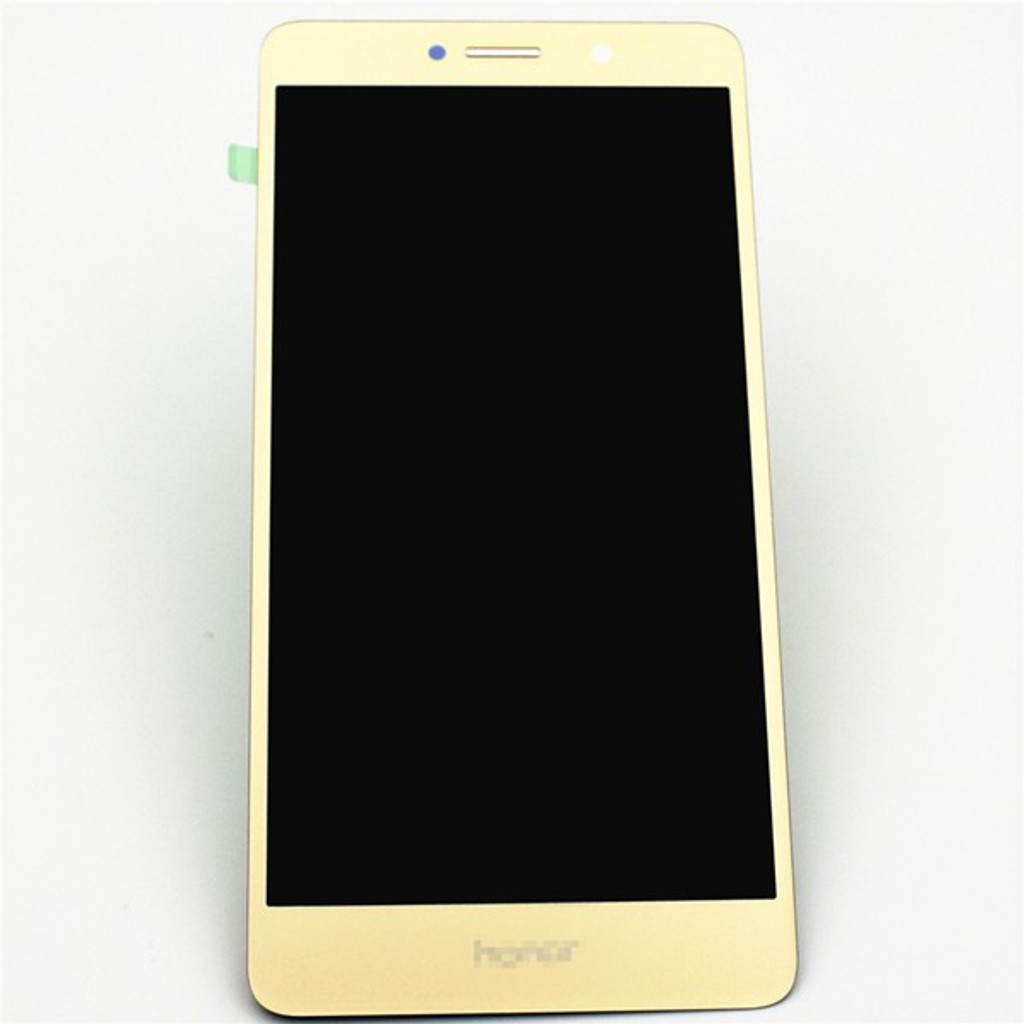 Complete Screen Assembly for Huawei Honor 6x (2016) -Gold