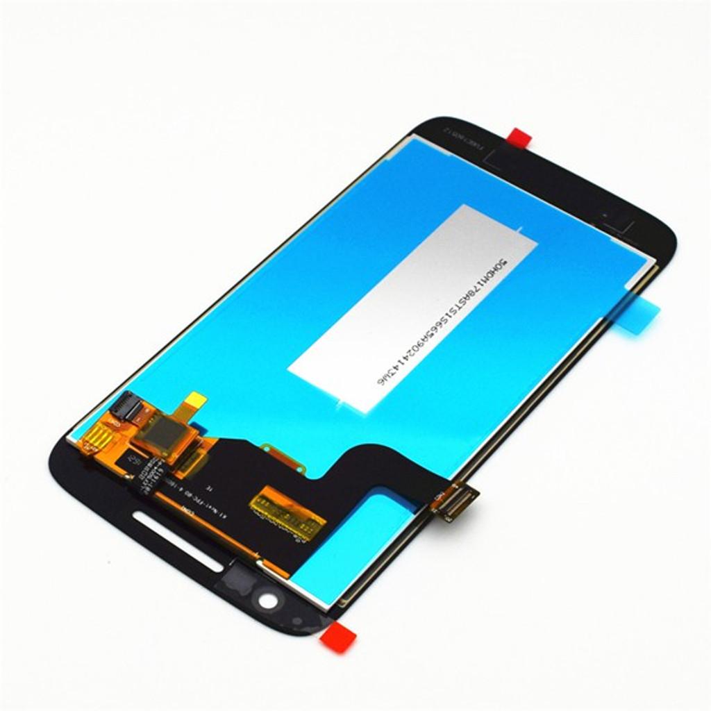 Complete Screen Assembly for Motorola Moto G4 Play XT1607 XT1609 -Black