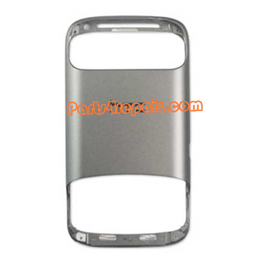 Frame Bezel Housing Cover for HTC Desire S -Silver