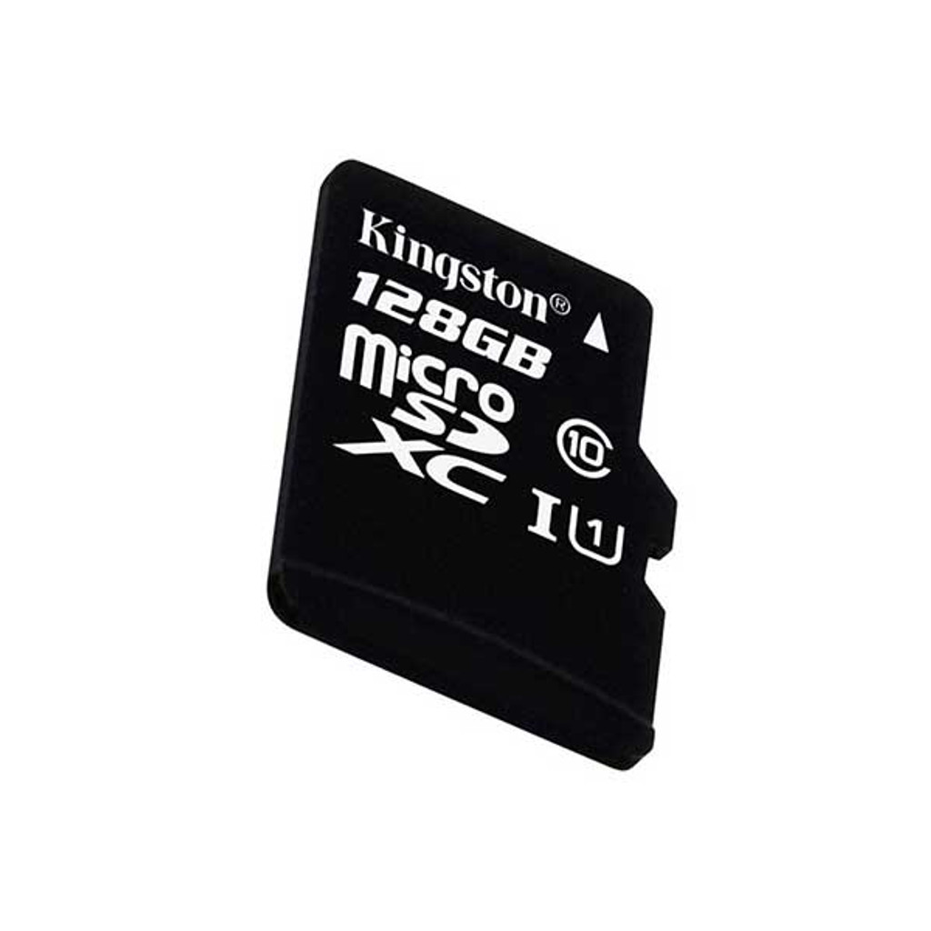 Kingston 128GB Micro SD 80MB/S UHS-I Flash Memory Card TF