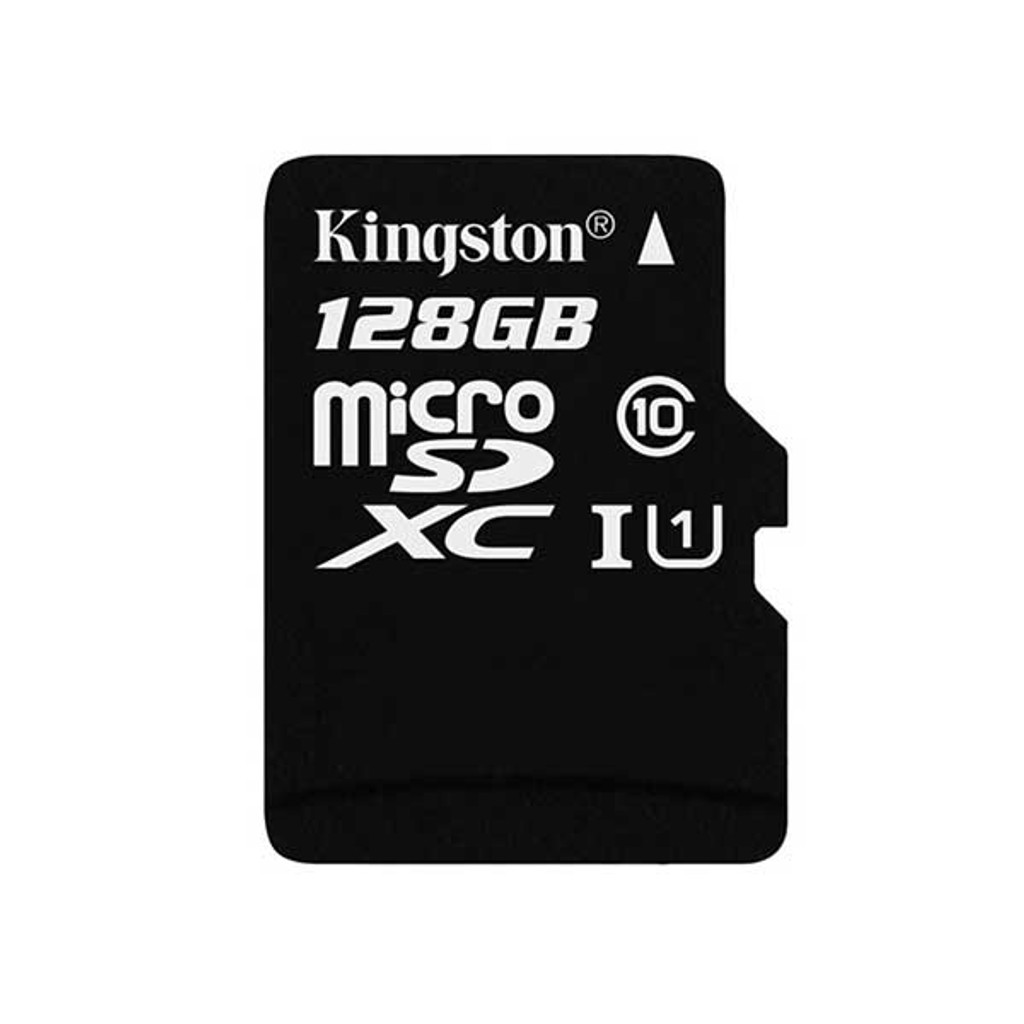 Kingston 128GB Micro SD 80MB/S Memory Card TF