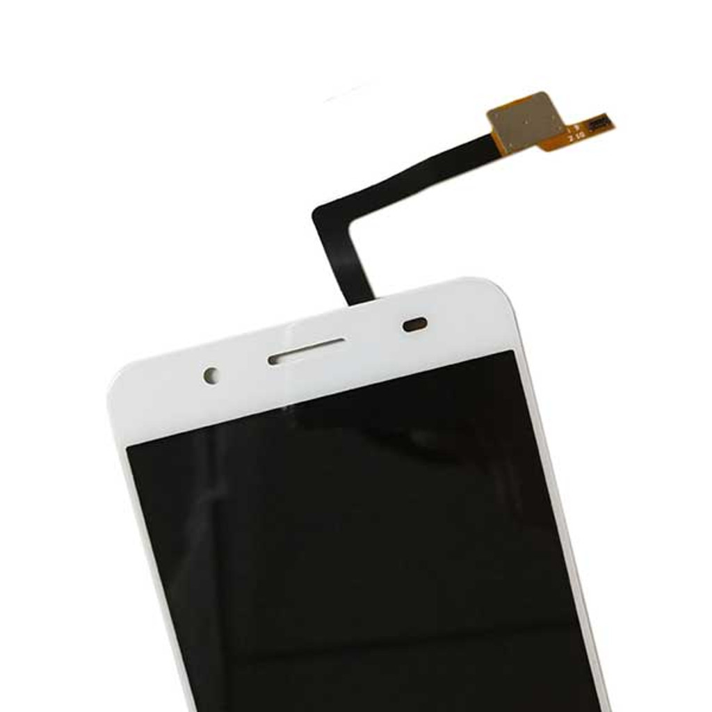 Complete Screen Assembly for ZTE Blade A2 Plus -White