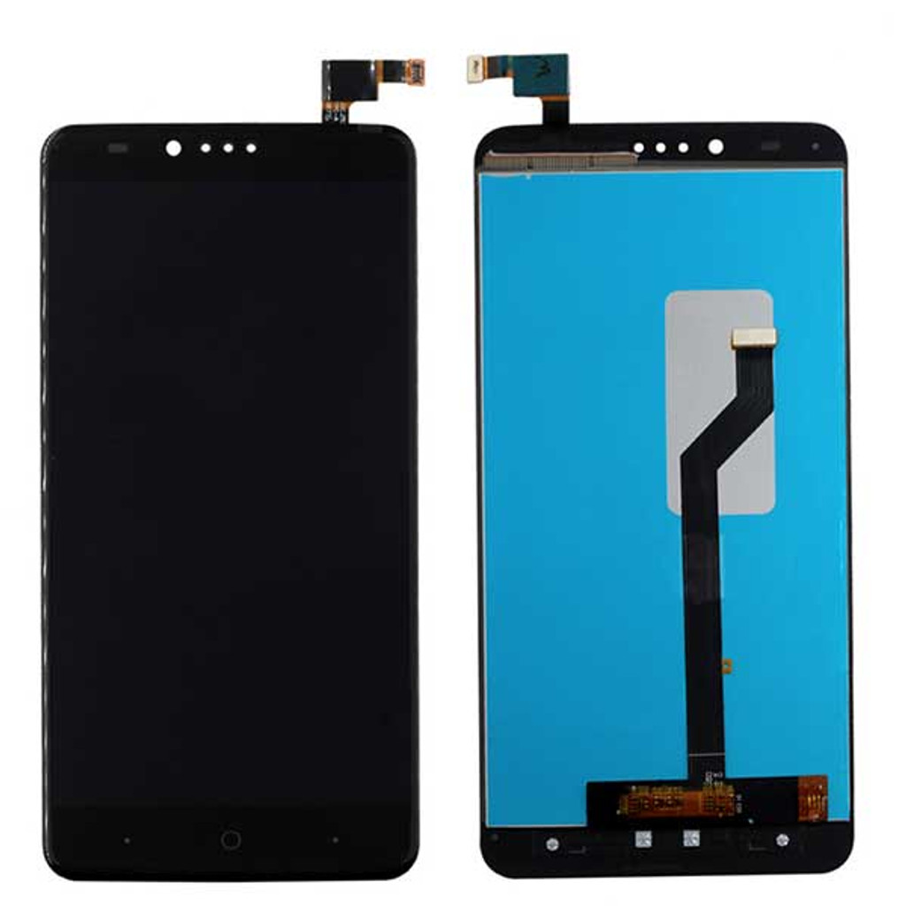 ZTE Zmax Pro Z981 Complete Screen Assembly from www.parts4repair.com