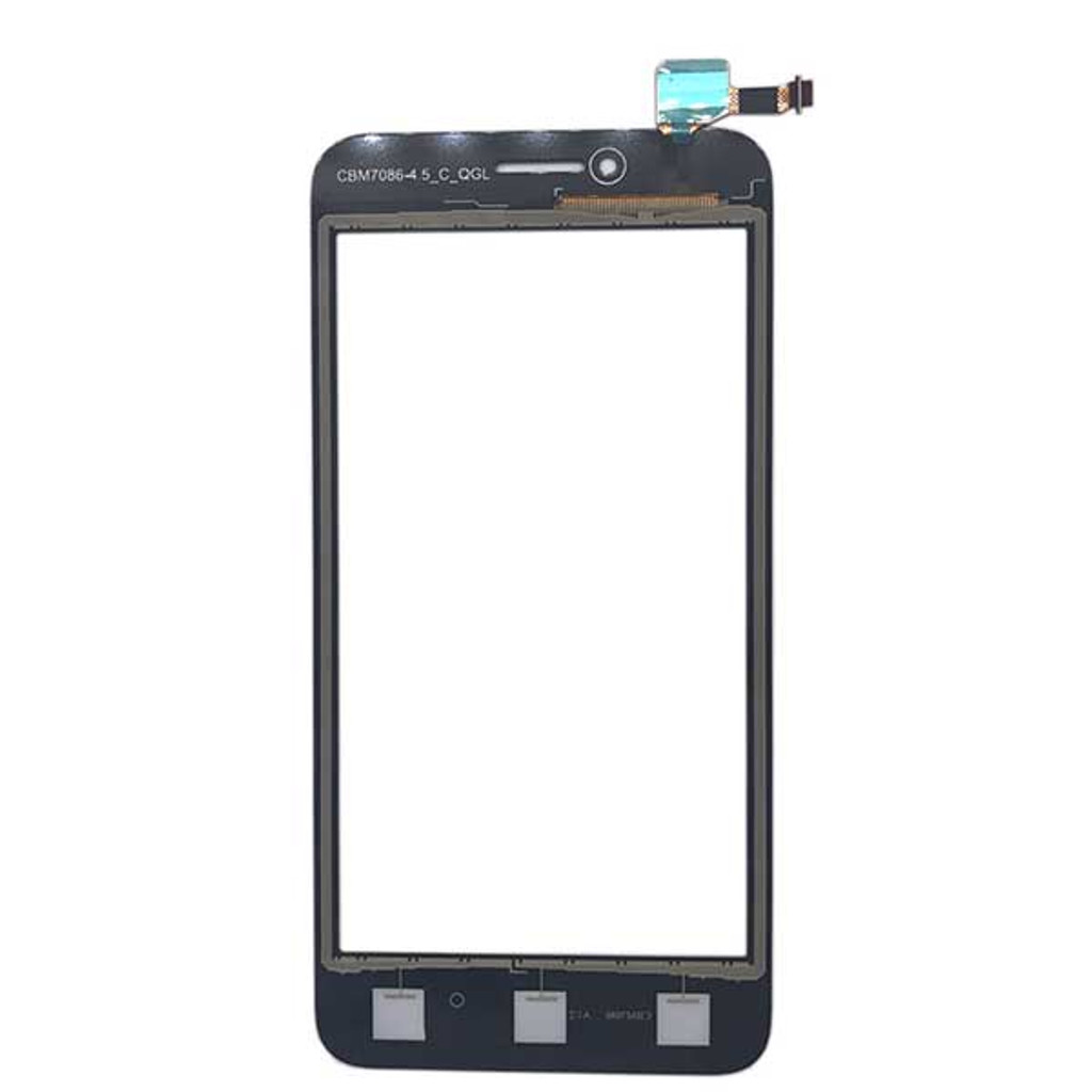 Touch Screen Digitizer for Lenovo A Plus A1010 - Black