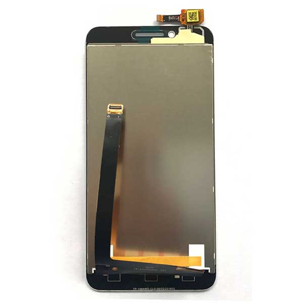 Complete Screen Assembly for Lenovo Vibe C A2020 - White