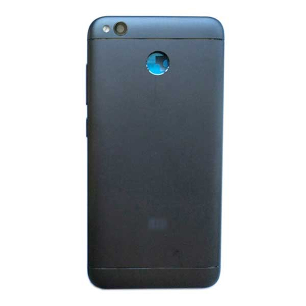 Back Housing Cover with Side Keys for Xiaomi Redmi 4X from www.parts4repair.com