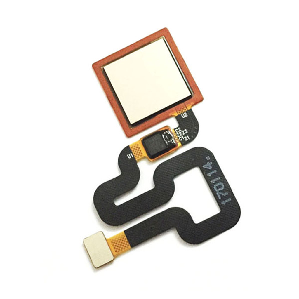 Fingerprint Sensor Flex Cable for Xiaomi Redmi 4 Prime (Redmi 4 Pro) from www.parts4repair.com