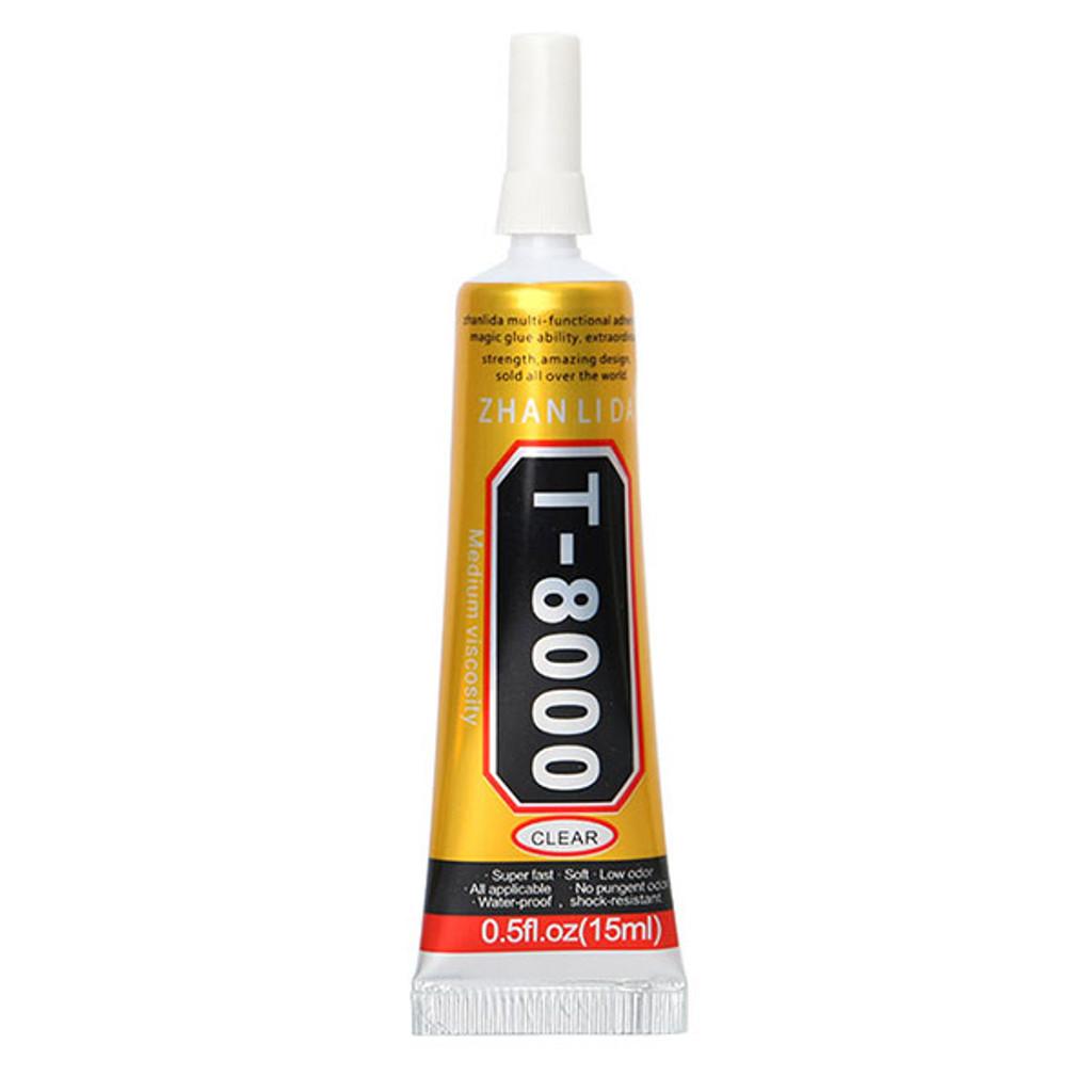 T-8000 glue for repair screen