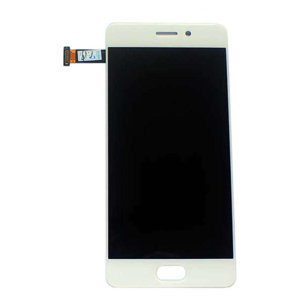 Complete Screen Assembly for Meizu Pro 7 from www.parts4repair.com