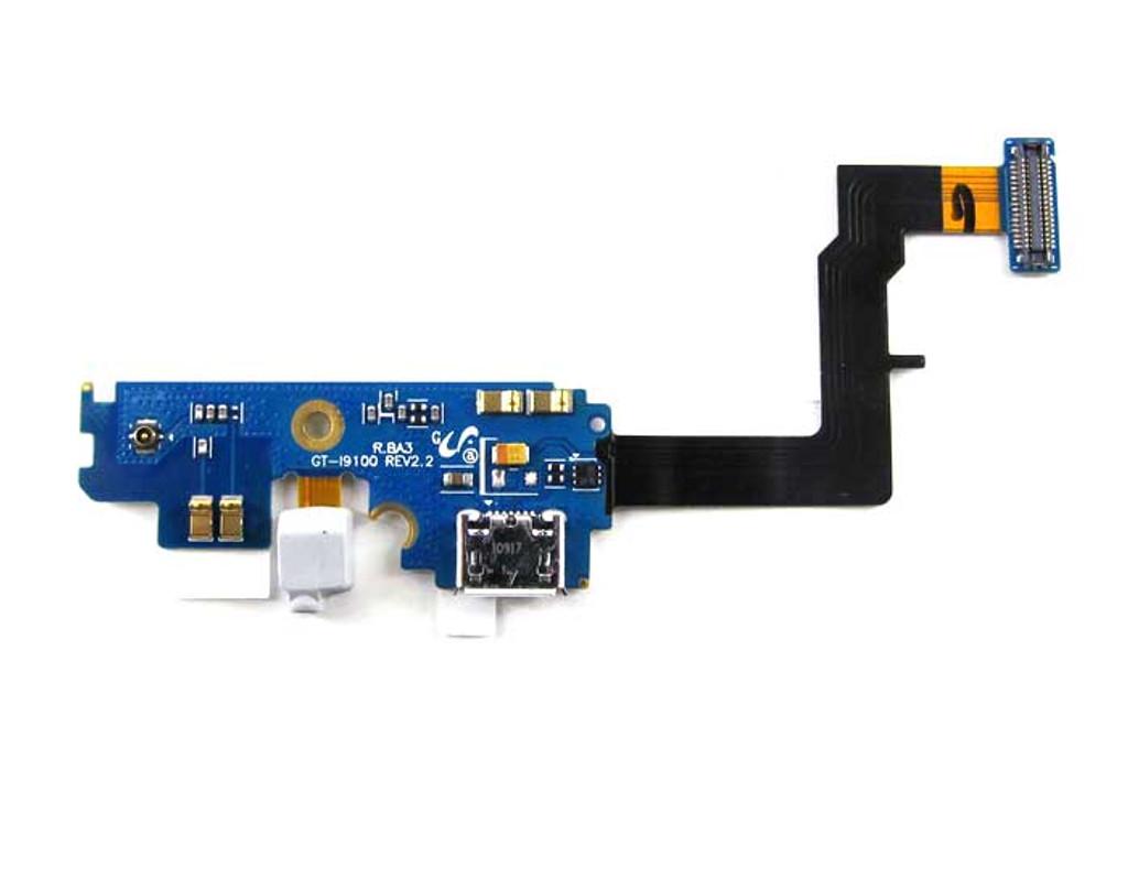 Samsung I9100 Galaxy S II Dock Connector Charging Port Flex Cable Ribbon