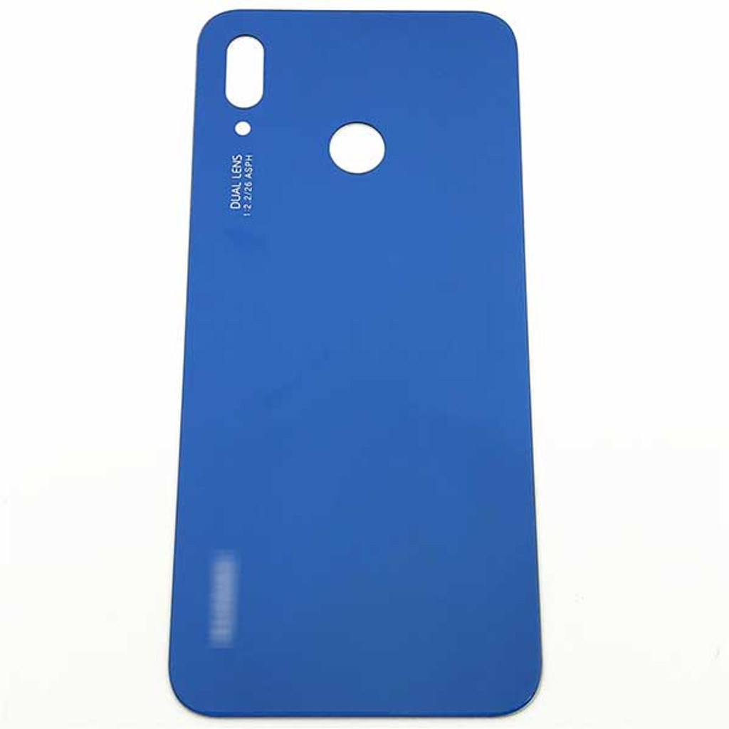 Back Glass Cover OEM for Huawei P20 Lite from www.parts4repair.com